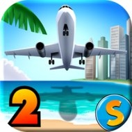 City Island: Airport 2 (MOD, unlimited money)