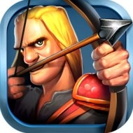 Archers Clash Multiplayer Game (MOD, много денег)