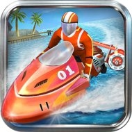 Download Powerboat Racing 3D (MOD, unlimited money) free on android