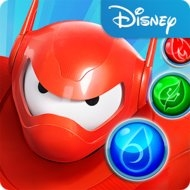 Big Hero 6 Bot Fight (MOD, unlimited money) - download free apk mod for Android
