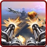 Navy Gunner Shoot War 3D (MOD, unlimited money)