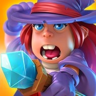 Monster Castle (MOD, damage/health) - download free apk mod for Android