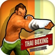 Thai Boxing League (MOD, unlimited money)