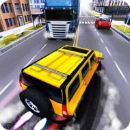 Race the Traffic Nitro (MOD, много денег)