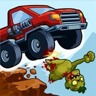 Zombie Road Trip Trials (MOD, unlimited money)