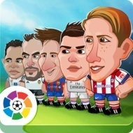 Head Soccer La Liga 2016 (MOD, unlimited money)