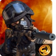 Battlefield Combat: Duty Call (MOD, unlimited money) - download free apk mod for Android