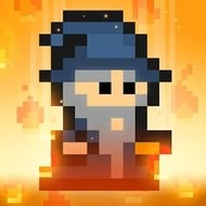 Download Pixel Wizard: 2D platform RPG (MOD, unlimited coins) free on android