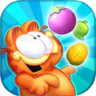 Garfield Chef: Match 3 Puzzle (MOD, unlimited money/lives)