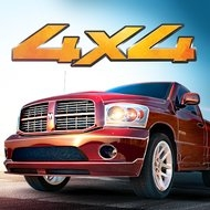 Drag Racing 4x4 (MOD, unlimited money/nitro)