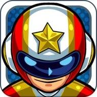 Run Run Super V (MOD, unlimited gold/gems)