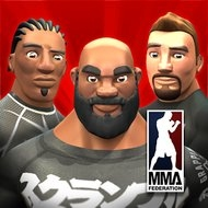 MMA Federation (MOD, unlimited money) - download free apk mod for Android