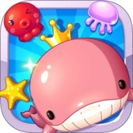 Ocean Mania – Crowned Dolphin (MOD, infinite coins/gems) - download free apk mod for Android