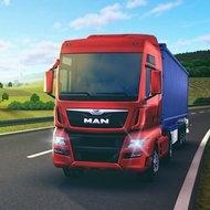 TruckSimulation 16 (MOD, unlimited money)