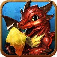 AdventureQuest Dragons (MOD, unlimited keys/gems)