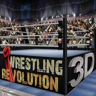 Wrestling Revolution 3D (MOD, unlocked)