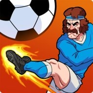 Download Flick Kick Football Legends (MOD, unlimited money) free on android