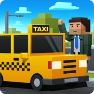 Loop Taxi (MOD, unlimited money)