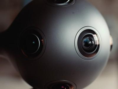 VR-camera from Nokia