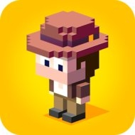 Blocky Raider (MOD, unlimited money)