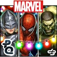 Marvel Puzzle Quest (MOD, много денег)