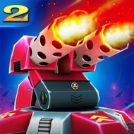 Tower Defense Evolution 2 (MOD, unlimited money) - download free apk mod for Android