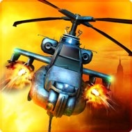 Download Zombie Reaper Gunship (MOD, unlimited money) free on android