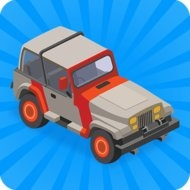 Smashy Car Riot: Busted Patrol (MOD, unlimited coins)