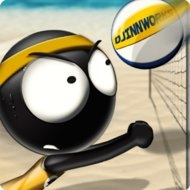 Stickman Volleyball (MOD, Unlocked)