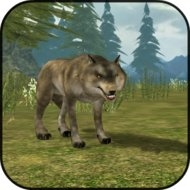 Wild Wolf Simulator 3D (MOD, unlimited money)