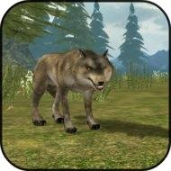 Wild Wolf Simulator 3D (MOD, много денег)