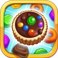 Cookie Mania – Cooking Match (MOD, Buy Booster to get Coins)