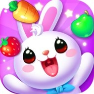 Fruit Bunny Mania (MOD, unlimited energy)