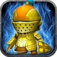 Download Dungeon Blaze - Action RPG (MOD, Gold/Gems/Stat Point) free on android