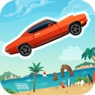 Download Extreme Road Trip 2 (MOD, money/coins) free on android - download free apk mod for Android