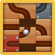 Roll the Ball: slide puzzle (MOD, unlimited hints)