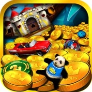 Coin Party: Carnival Pusher (MOD, Coins/Dollars/Gold) - download free apk mod for Android