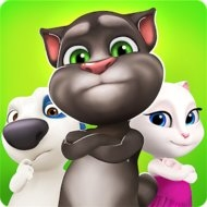Talking Tom Bubble Shooter (MOD, Coins/Gems/Energy)