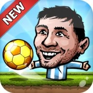 Download Puppet Soccer 2014 – Football (MOD, unlimited money) free on android - download free apk mod for Android