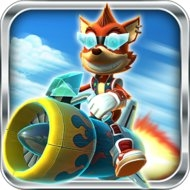 Rocket Racer (MOD, unlimited money)