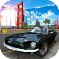 Car Driving Simulator: SF (MOD, unlimited money)