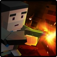 Cube Zombie War (MOD, unlimited money)