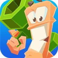 Worms 4 (MOD, Money/DLC/Weapons Unlocked)