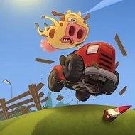 Cows Vs Sheep: Mower Mayhem (MOD, unlimited money)