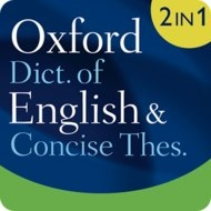 Oxford Dict of English & Thes (MOD, unlocked)