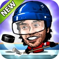 Puppet Ice Hockey: 2015 Czech (MOD, unlimited money)