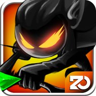 Stickman Revenge: Shadow Run (MOD, unlimited money)
