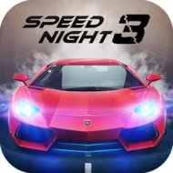 Speed Night 3 (MOD, unlimited money)