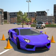 Driving School 3D Parking (MOD, unlimited money) - download free apk mod for Android