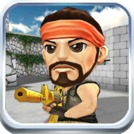 Gun Shoot War Q (MOD, unlimited money) - download free apk mod for Android